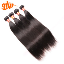 QHP Large stock 100% remy human weaving virgin peruvian hair extensions