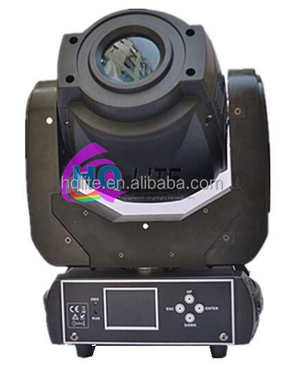 Professional Stage Lighting 6/16CH 3 Face Prism Rotating Gobo 90 watt Mini Spot 90w high power LED Moving Head Light