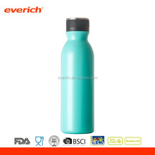 Everich Cola Shaped Stainless Steel Insulated Thermo Cool Water Bottle