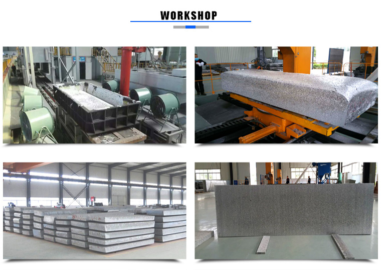 500X500mm Heat transfer solid open cell Aluminum Foam panel