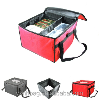 Hot&Cold Storage Food Delivery Bag Insulated Lunch Box Cooler Picnic Bag (YX-Z173)