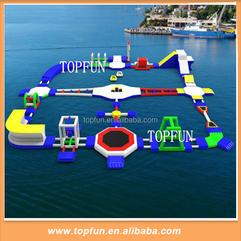 Adult Inflatable floating Water games