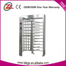 Automatic revolving security gate full high / height turnstile gate