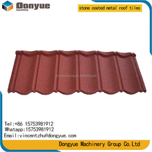 Galvanized Steel Sheet price thermal insulation Corrugated Sheets price metal/Stone coated roof tile