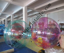 2014 inflatable water running ball for sale