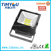 high quality aluminum boats 50w spotlights lighting led flood light for Stadium