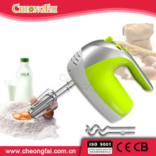 super hand mixer in green colour