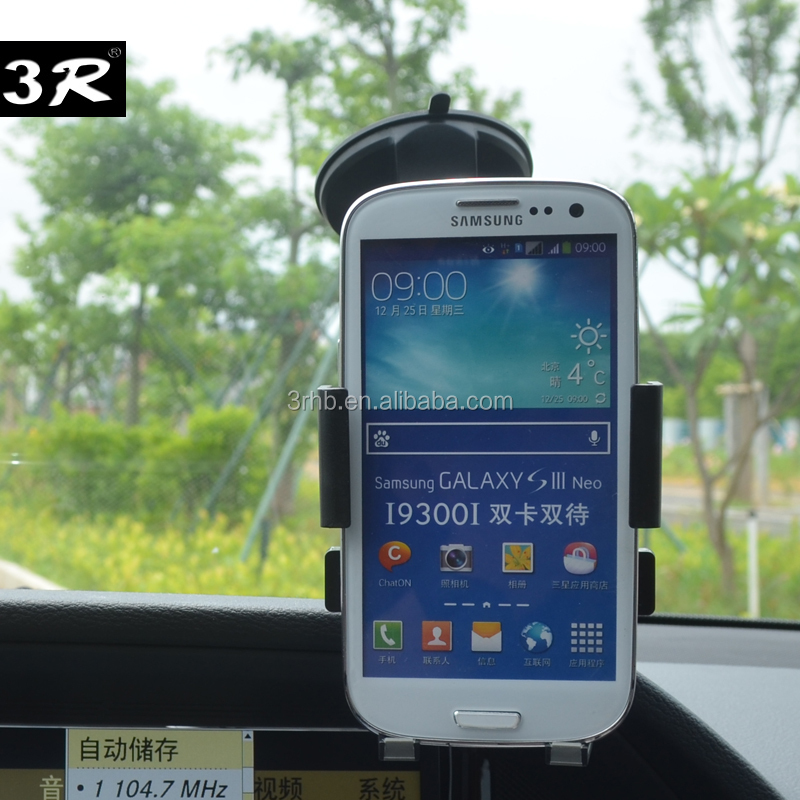 Newest model car plastic mobile phone holder
