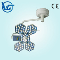 CE approved Single Arm LED Operation Light for dental clinic