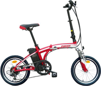 aluminum alloy electric bicycle foldable lowrider bicycle ebike electric bike