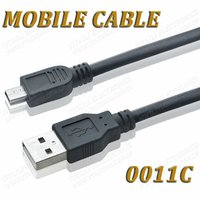 USB mini 5Pin Link Cable