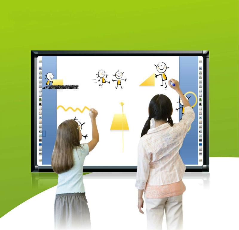 Whiteboard Interactive Infrared 104 Inch