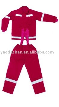 Firefighting uniform,Welder wears,Safety sets,FR coats,Protective coverall