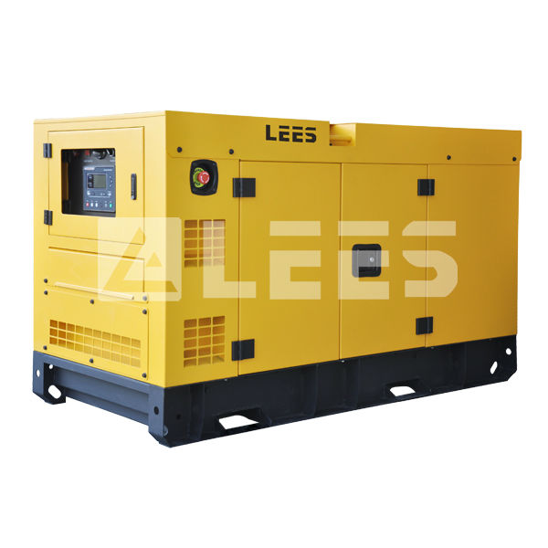 45kva 60Hz three phase home used silent diesel generator
