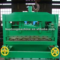 Popular Roof and Wall Panel Roll Forming Machine
