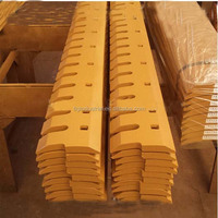 Chinese Supplier Excavator front grader blades for D4