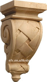 exquisite unfinished wood hand carved crafts,carved craft
