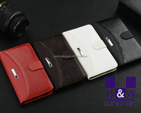 Mobile Flip Cover For Samsung Galaxy Note3 III N9000 N9005 Print Leather Case For Note3