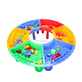 Top quality saftey ergonomic design customized intelligence kids educational toys