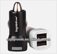 Promotional usb car charger for iphone ipad samsung