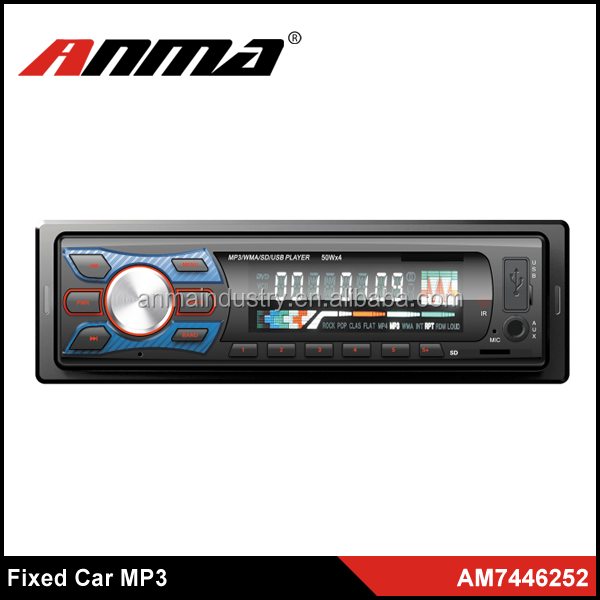 Hot sale Detachable Car MP3 music player /radio cd mp3