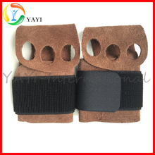 Weight Lifting Hand Grips Real Leather Material Top 1 Quality