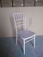 lime washed wooden chiavari chair for party and wedding