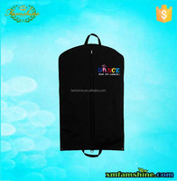 eco friendly wholesale non woven suit cover bag