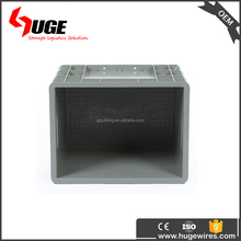 Guangzhou Industrial Solid Plastic Bins Warehouse Storage Container