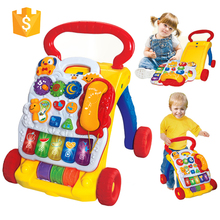 2in1 new model Baby walker parts learning machine with wheels