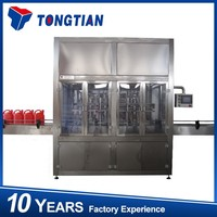 bottle salad oil filling machine for small industry