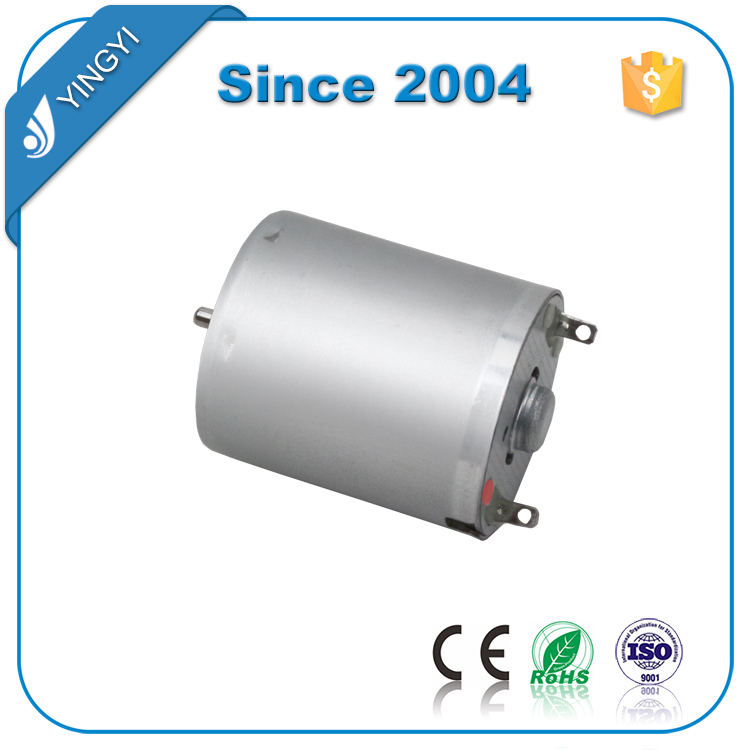 Hot sell round type 12v automotive dc motor for Ride-on Car