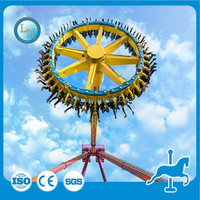 Big Tower Sky Rides Outdoor Playground Equipments for Sale