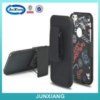 Aliexpress mobile phone holster combo case for apple iphone 6(*4.7inch)