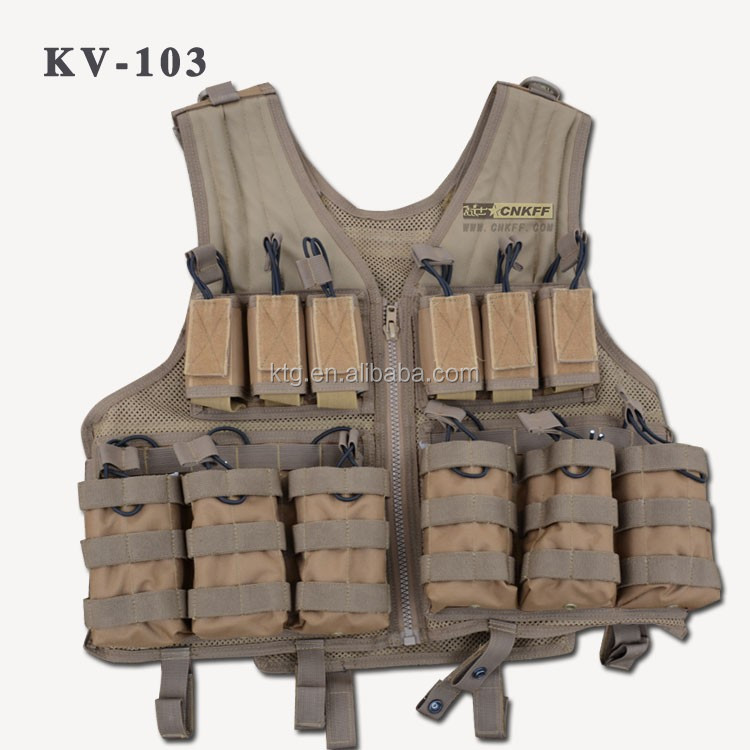Factory direct sales tactical vest Military safety army combat vest