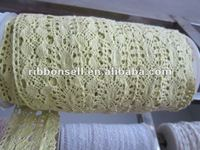 Cotton neck lace designs for jacket