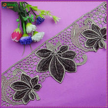 Bailange great garment accessories colorful custom embroidery new fashion lace blouse designs