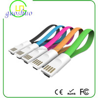 10ft Nylon Jacketed Premium Color Coded Micro Usb Cables (high Speed) Quick Dependable &amp