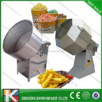 flavored popcorn machine Coating & Flavoring Machine Price