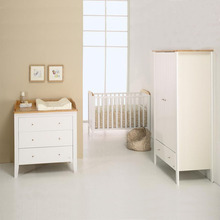 (W-BB-82) solid pine wood wholesale baby furniture
