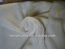 100% polyester dyed color super soft sherpa fleece fabric