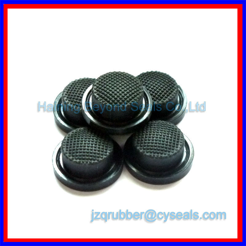 Custom soft Rubber silicone push button_silicone button_silicone push button for glare flashlight.