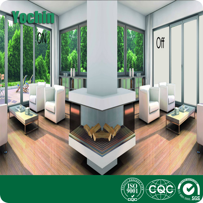electric smart glass film, privacy glass ,switchable glass film