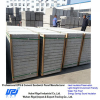 Extruded polystyrene insulation fast construction heat resistant wall panel