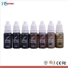 2016 Professional lip & eyebrow tattoo ink powder