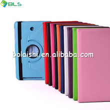 Customized perfect protective tablet cover for asus memo pad hd 7 me173x leather case