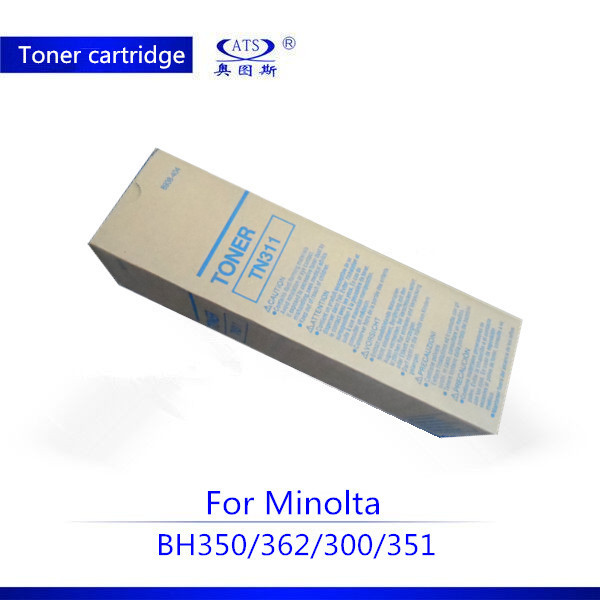 hot selling new products toner cartridge tn311 compatible toner cartridge for konica minolta BH350 362 300 351 china wholesale