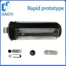 For Drink water with glass bottle rapid prototype plastic