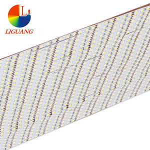 Factory Price Exhibition hall decoration cuttable 60leds Per Meter Customizable Smd 2835 12 Watt Flexible Led Strip