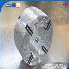 Factory price high carbon galvnized steel wire 2.1 mm jis 3548 swgf-1 230 g/m2